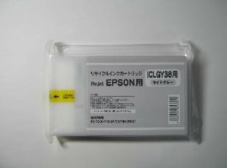 エプソン ICLGY38A リ・ジェットインク
